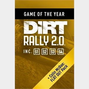 DiRT Rally 2.0: Game of The Year Edition