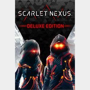 SCARLET NEXUS Deluxe Edition