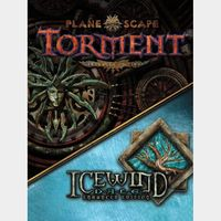 Planescape: Torment and Icewind Dale: Enhanced Editions XBOX CODE