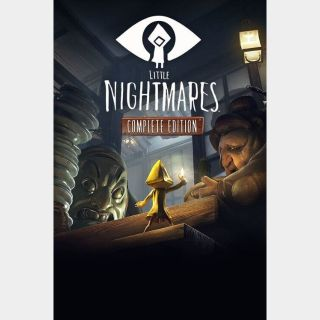 Little Nightmares Complete Edition XBOX CODE