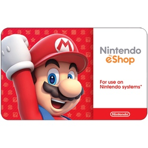 $20.00 Nintendo eShop/INSTANT