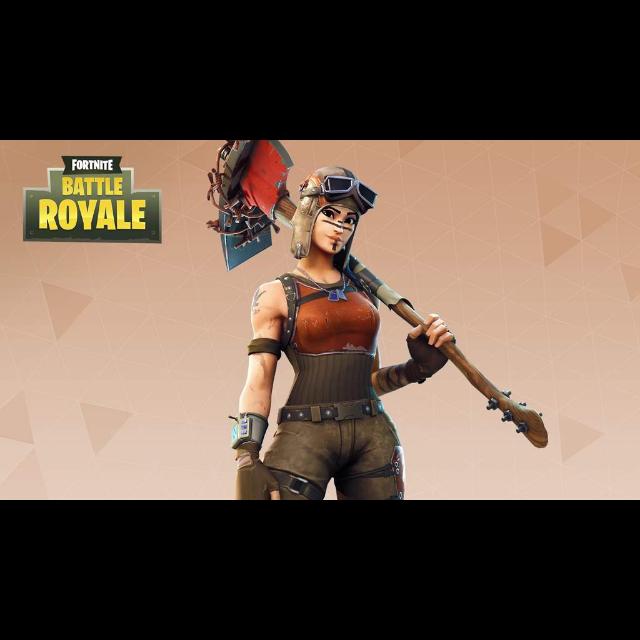 Renegade Raider Thumbnail: Fortnite Renegade Raider Png Transparent