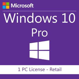 Windows 10 Pro OEM Digital License