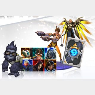 Overwatch - Cross-Game Digital Goodies Battle.net CD Key GLOBAL