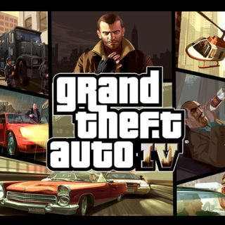 Grand Theft Auto IV Rockstar Key GLOBAL