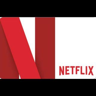 €100.00 Netflix Gift Card EUROPE
