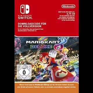 Mario Kart 8 Deluxe Edition Dowload Code 59.99€