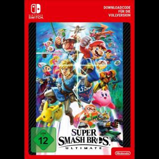 Super Smash Bros. Ultimate | Switch - Download Code 69.99€