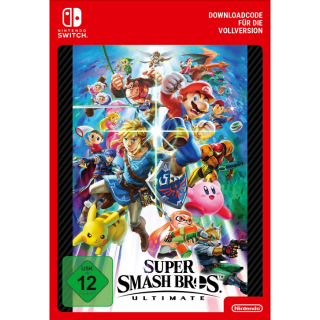 Super Smash Bros. Ultimate | Switch - Download Code 69.99€