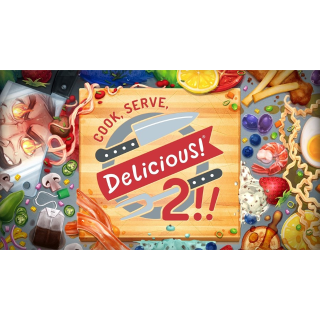 Cook, Servce, Delicious 1 + 2 [Steam]
