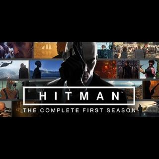 HITMAN: The Complete First Season [Steam]