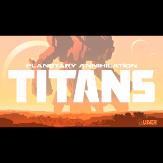Planetary Annihilation: TITANS [Steam]