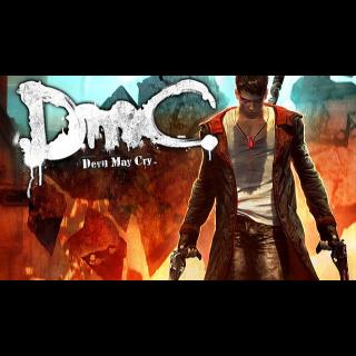 DmC: Devil May Cry [Steam]
