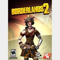Borderlands 2 Mechromancer Steampunk Slayer Pack [Online Game Code]