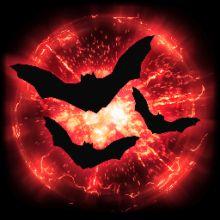 Vampire Bat | Black