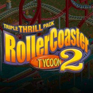 RollerCoaster Tycoon 2: Triple Thrill Pack Steam Key GLOBAL