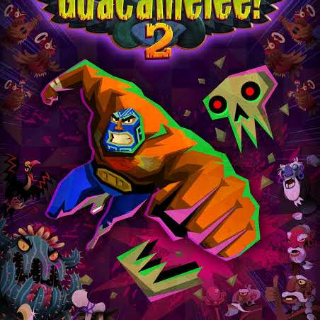 [%60 OFF] GUACAMELEE! 2 Steam Key GLOBAL [Fast Delivery]