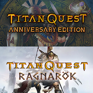 Titan Quest Anniversary Edition and Ragnarok DLC