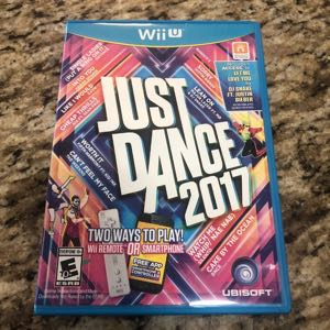 Just Dance 2017 Nintendo Wii U
