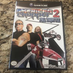 American Chopper 2 Gamecube Full Throttl