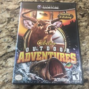 Cabelas Outdoor Adventures GameCube
