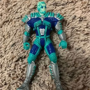 "1997 Kenner DC Comics Batman and Robin Mr Freeze 5"" Action Figure"