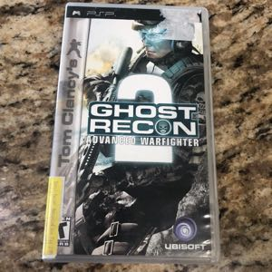 PSP Ghost Recon 2