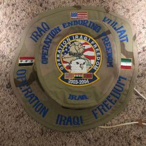 Operation Iraqi & Enduring Freedom Hat