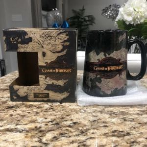 Game Of Thrones Mug (NEW)