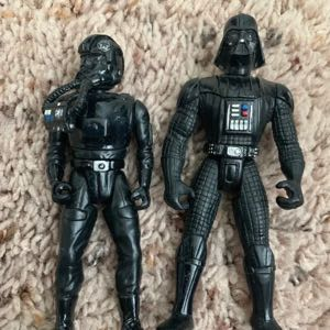1995 And 1996 Kenner Sar Wars Action Figures