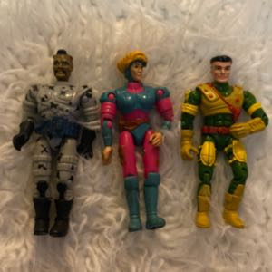 93-94 Playmate Toys action figures