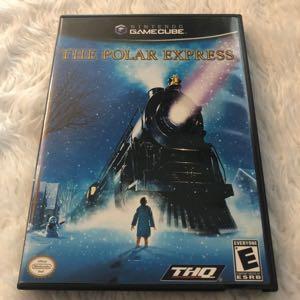 Nintendo GameCube The Polar Express