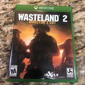 Wasteland 2 Directors Cut Xbox One Game