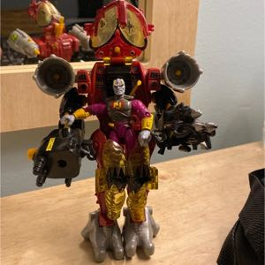 """EXO SQUAD E FRAME COMMAND WITH PHAETON"""" by Playmates Toys in 1993"""