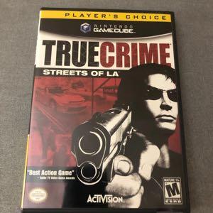 GameCube True Crime Streets Of LA