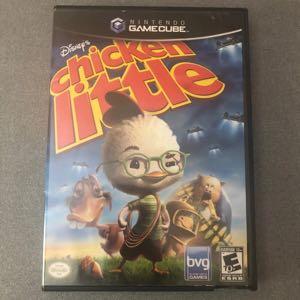 Chicken Little GameCube Game