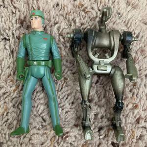 1997 Kenner Action Figures Star Wars