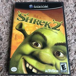 Shrek 2 Nintendo GameCube