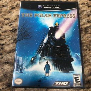 GameCube Game The Polar Express