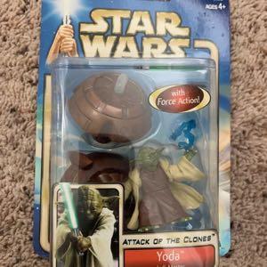 Yoda Jedi Master-Star Wars Attack of the Clones
