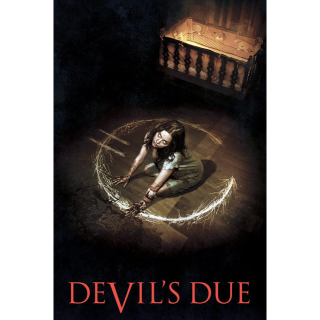 Devil's Due (HD) Movies Anywhere Redeem