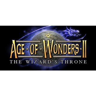 Age of Wonders II: The Wizard's Throne [Steam] - Instant Delivery