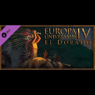 Europa Universalis IV: El Dorado DLC - Instant Delivery