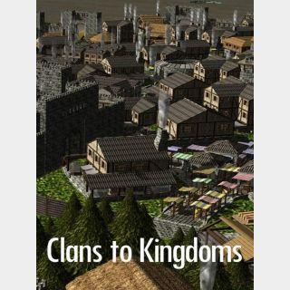 Clans to Kingdoms