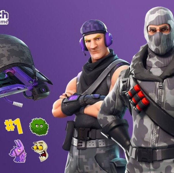 Fortnite Twitch Prime Loot - Other - Gameflip