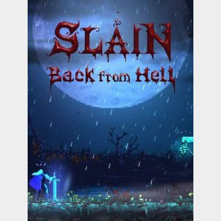 Slain: Back from Hell Steam Global