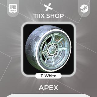 Apex   Titanium White