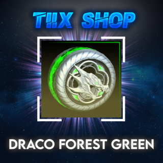 Bundle | Draco | Forest Green