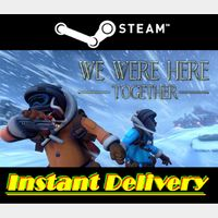 We Were Here Together - Steam Key - Region Free - Instant Delivery - RRP = $12.99