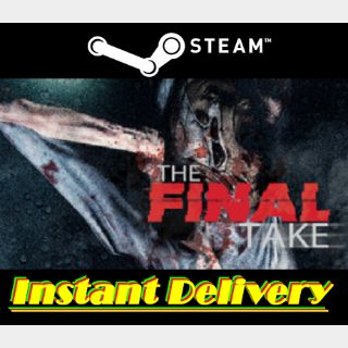 The Final Take - Steam Key - Region Free - Instant Delivery - RRP = $1.99